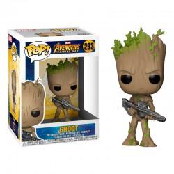 Funko Pop Groot Vengadores Infinity War, Marvel