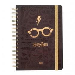 Agenda Harry Potter anual 2022, semana vista