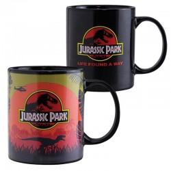 Taza Jurassic Park térmica