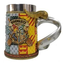 Jarra Snitch Dorado Harry Potter