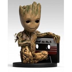 Hucha baby Groot cassette 25cm, Marvel