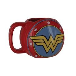 Taza 3D Wonder Woman