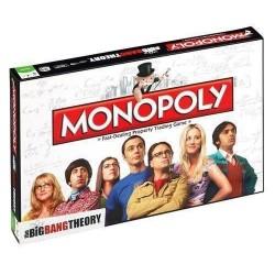 Monopoly Big Bang Theory, Edición Castellano
