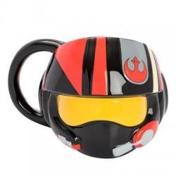 Taza casco Resistencia 3D, Star Wars