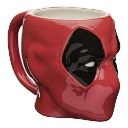 Taza Deadpool 3D