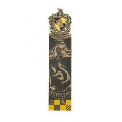 Marcapáginas Hufflepuff Deluxe, Harry Potter