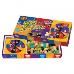Juego ruleta Grajeas Bertie Botts, Harry Potter