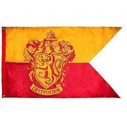 Bandera Gryffindor, Harry Potter