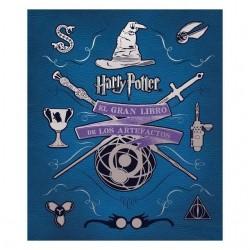Libro - El Gran Libro de los Artefactos de Harry Potter