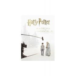 Libro Harry Potter, De la Página a la Pantalla