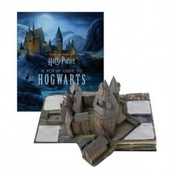 Libro La guía Pop-Up de Hogwarts, Harry Potter