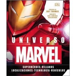 Libro: El Universo Marvel