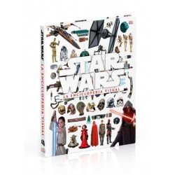 Libro: Enciclopedia Visual, Star Wars