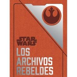Libro: Los Archivos Rebeldes, Star Wars