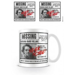 Taza Missing Barb, Stranger Things