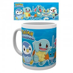 Taza Squirtel Water Partners, Pokémon