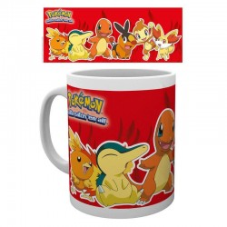 Taza Charmander Fire Partners, Pokémon