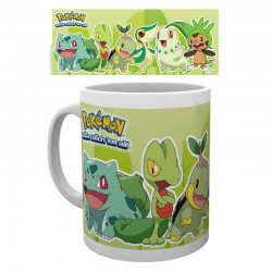 Taza Bulbasur Grass Partners, Pokémon