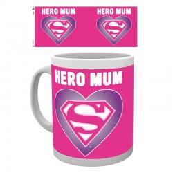 Taza Héroe mamá, Supergirl