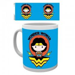 Taza Wonder Woman Emoji