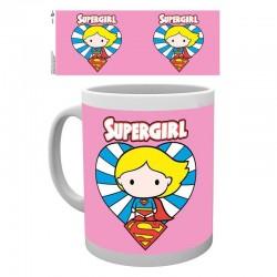 Taza Liga Justicia, Supergirl, DC