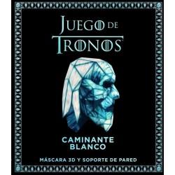 Máscara 3D, Caminante Blanco, Juego de Tronos