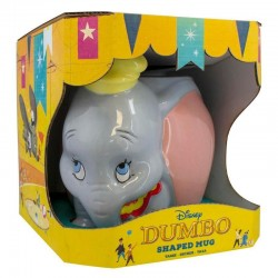 Taza Dumbo 3D, Disney