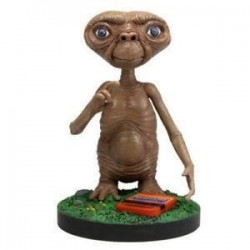 Figura E.T cabezón, 18cm, E.T El Extraterrestre