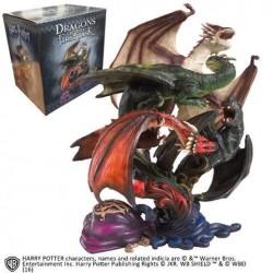 Escultura Dragones, Torneo de los 3 Magos