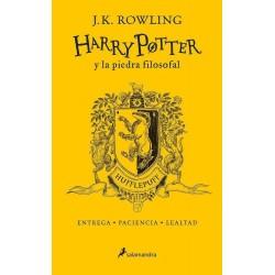 Libro: Harry Potter y la Piedra Filosofal, Hufflepuff, 20