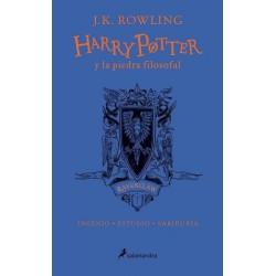 Libro: Harry Potter y la Piedra Filosofal, Ravenclaw, 20