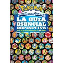 Libro Pokémon, Guía esencial definitiva.
