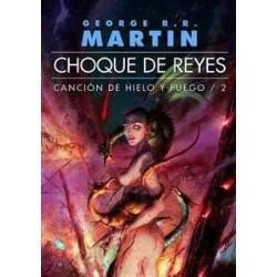Libro: II Canción de hielo y fuego, Choque de Reyes, Juego de