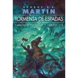 Libro: III Tormenta de espadas, Canción de hielo y fuego, Juego