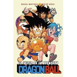 Libro El inicio de la aventura, Dragon Ball