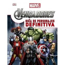 Libro: Guía de personajes definitiva, Marvel