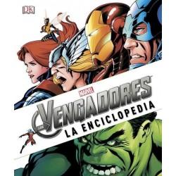 Libro: La enciclopedia, Los Vengadores, Marvel