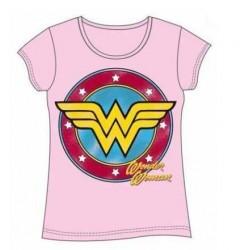 Camiseta Chica Wonder Woman