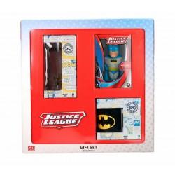 Set regalo Batman (Antiestres-taza-vaso) Liga de la Justicia