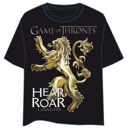 Camiseta Logo Lannister