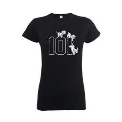 Camiseta 101 Dálmatas chica, Disney