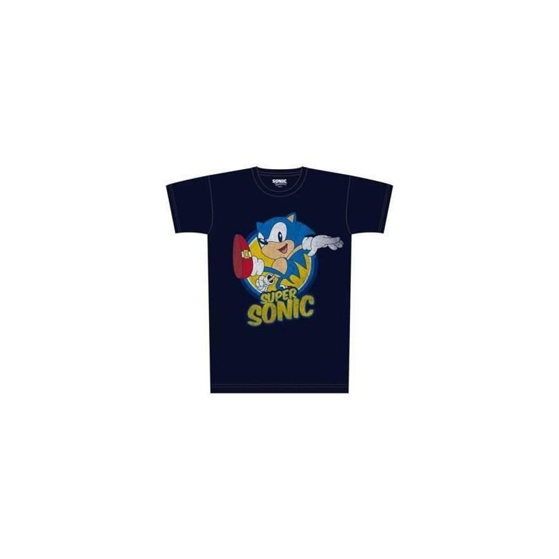 Camiseta Super Sonic