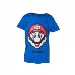 Camiseta niño Supe Mario