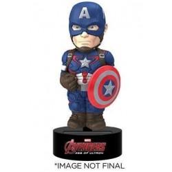 Figura Capitán América, Body Knocker, Avengers