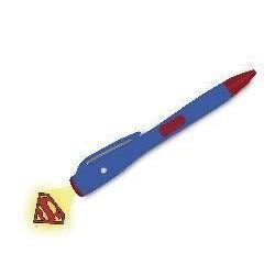 Bolígrafo y proyector, Superman