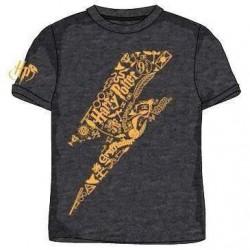 Camiseta infantil Rayo, Harry Potter