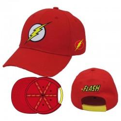 Gorra Flash roja