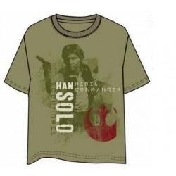 Camiseta Han Solo, Star Wars