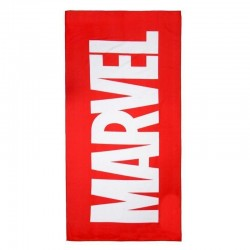 Toalla playa Logo Marvel
