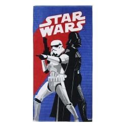 Toalla Darth Vader y Stormtrooper, Star Wars